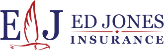 Ed Jones Insurance Agency Logo