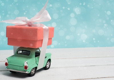 A Car for Christmas… Now What?